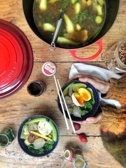 Gipsy Ramen | A Gipsy in the Kitchen