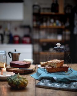 Pound cake | A Gipsy in the Kitchen