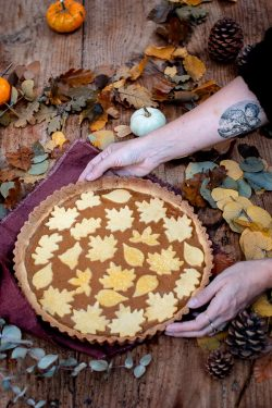 La perfetta Pumpkin Pie | A Gipsy in the Kitchen