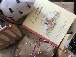 Un libro per Natale: la magia dei disegni di Beatrix Potter | A Gipsy in the Kitchen