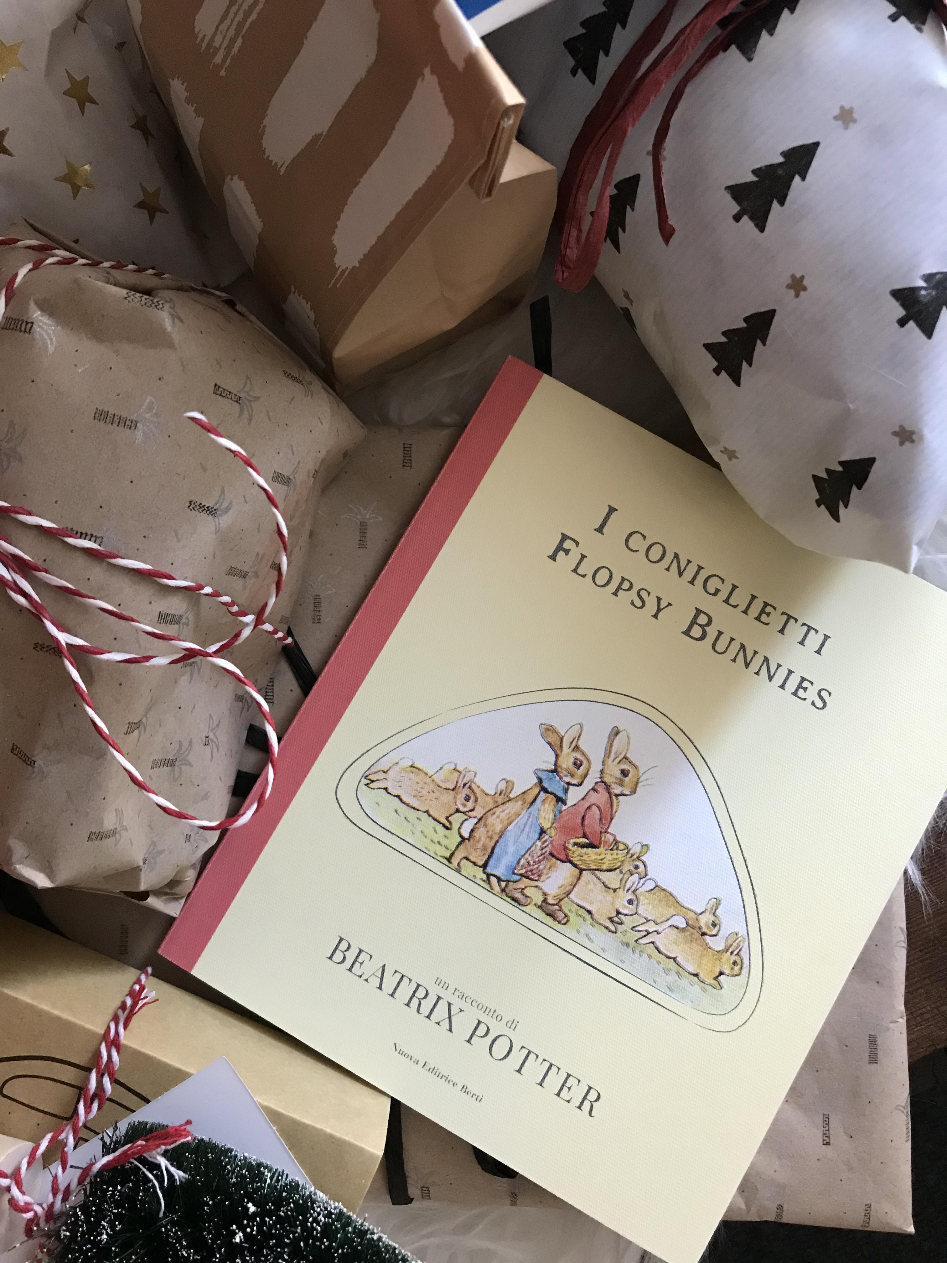 Un libro per Natale: la magia dei disegni di Beatrix Potter | A Gipsy in the Kitchen
