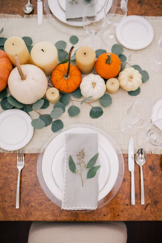 SUPPER CLUB: THANKSGIVING | A Gipsy in the Kitchen